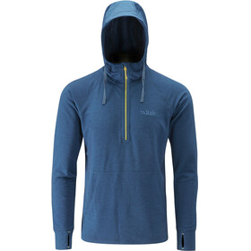 Rab Top-Out Midlayer Men blue